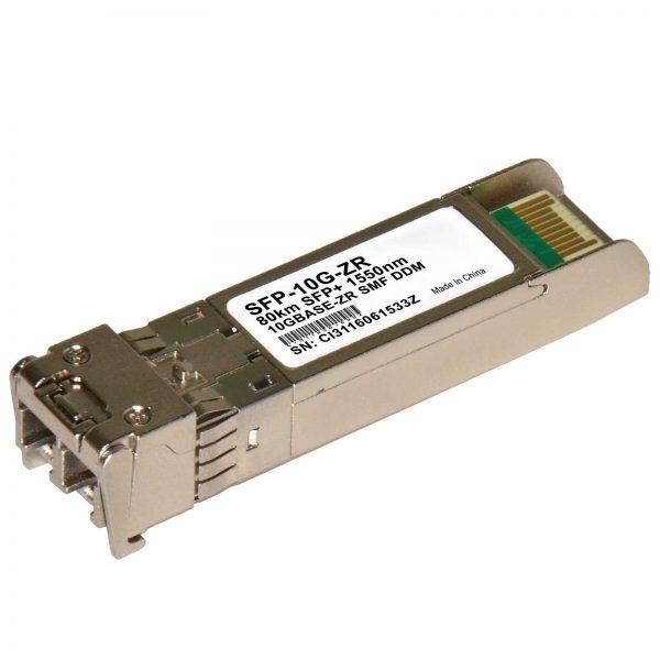 SFP 10G Duplex 80km (SFP-10G-ZR)