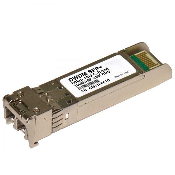SFP+ 10G DWDM 80km C-Band