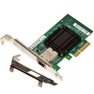 10G/1G/100M Server Network Adapter 1x RJ45 (Tehuti TN4010B0)