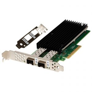 25G/10G/1G Server Network Adapter 2x SFP28 (Intel XXV710)