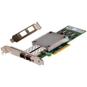 10G/1G Server Network Adapter 2x SFP+ (Intel 82599ES)