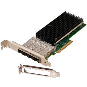 10G/1G Server Network Adapter 4x SFP+ (Intel XL710)