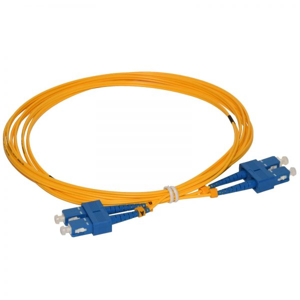 Patch-cord SM duplex SC