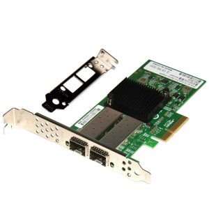 1G Server Network card 2x SFP ports (Intel I350)