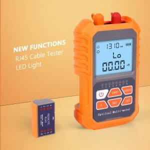 Multi Functions Instruments OPM Optical Power Meter