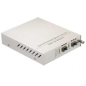 1G OEO Converter (3R Repeater) SFP to SFP