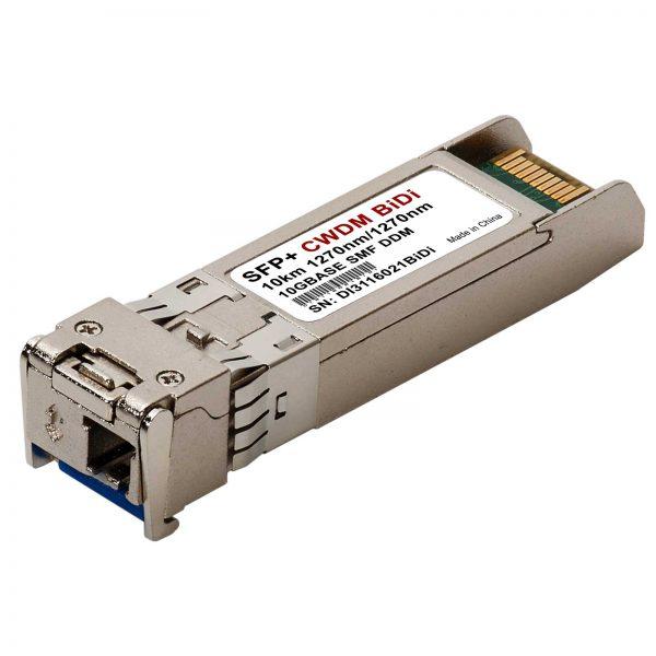 SFP+ 10G CWDM BiDi (High-Density CWDM)
