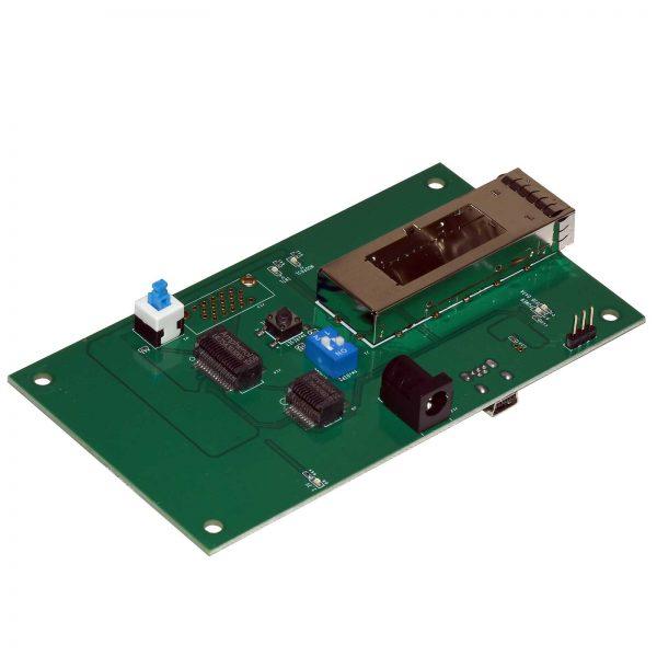 Programming device (CL02): SFP, SFP+, SFP28, XFP, QSFP+, QSFP28