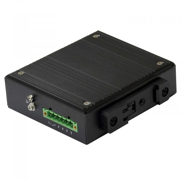 Industrial 10G SFP+ OEO converter (3R Repeater)